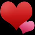 Herzchen Konfetti