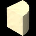 Brique Arrondie