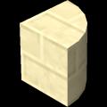 Runder Block