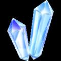 Kristalle, Größe: 2 m