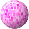 Bola grande para discoteca
