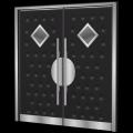 Pintu Dobel