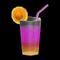 Minuman  Cranberry Juicy Sunrise