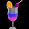 Minuman Purple Turtle