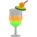 Cocktail de fruit