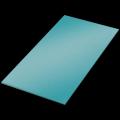 Placa de vidrio