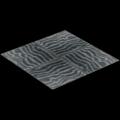 "Floortile ""Zebra"""