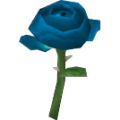 "Rose ""Aqua Blue"""