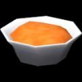 Puré de patatas dulces