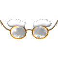 Kacamata Santa