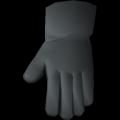 Raumanzug Handschuhe