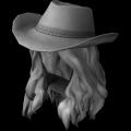 Cowgirl Şapkası