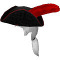 Tricorne with Feather