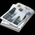 Pile of Magazines