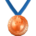 """Bronze Medal """"Cooee Olympics 2012"""""""