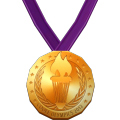 """Gold Medal """"Cooee Olympics 2012"""""""