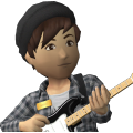NPC Band Guitarist