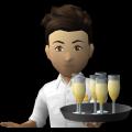 NPC Club Waiter
