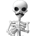 PNJ Barman Squelette