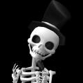 PNJ Chanteur Squelette