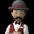 PNJ Barman de Salon
