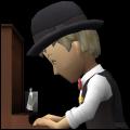 NPC Saloon Klavierspieler
