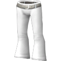 Pantalon pattes d'elephant