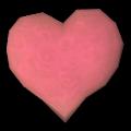 "Cushion ""Rose Petals"""