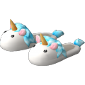 Einhorn-Pantoffeln