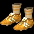 Sepatu Bola Emas