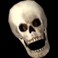Schnappender Totenkopf