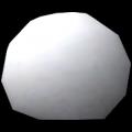Snowball XXXL flat