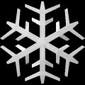 Cristal de nieve