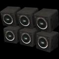 6 Lautsprecher