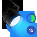 Spotlight 15 bpm