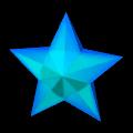 Enfeite Estrela