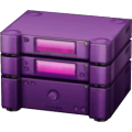 "Stereo ""Purple"""