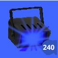 Estroboscopio 240 bpm