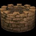 Wall, round