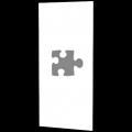 Wallpaper, Ukuran: 1 x 2,20 m