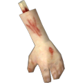 Braço de Zombie